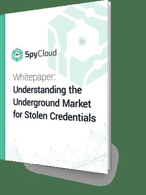 Understanding the Underground Market for Stolen Credentials